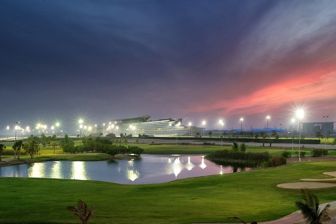 The Track Meydan Golf