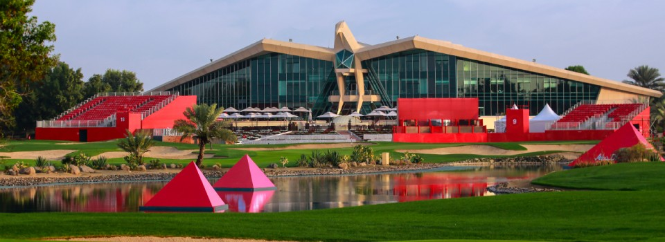 Abu Dhabi Golf Clubhouse