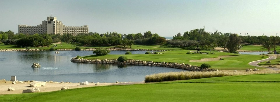 Jebel Ali Golf Resort Header