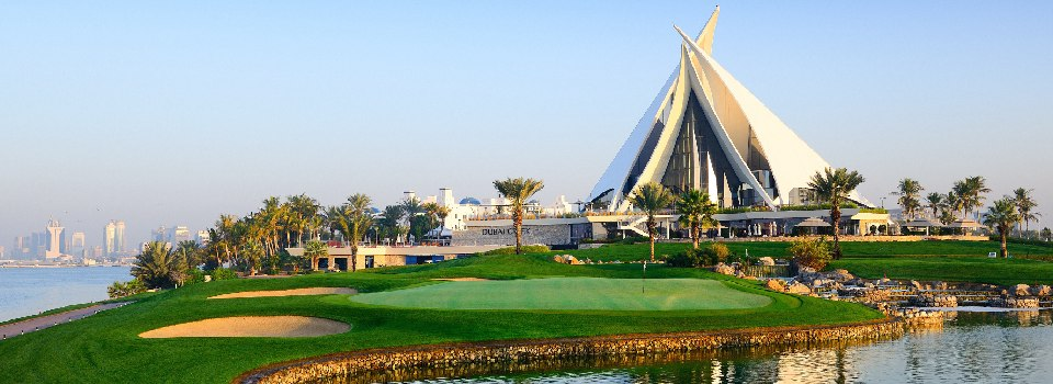 Dubai Creek Golf Header