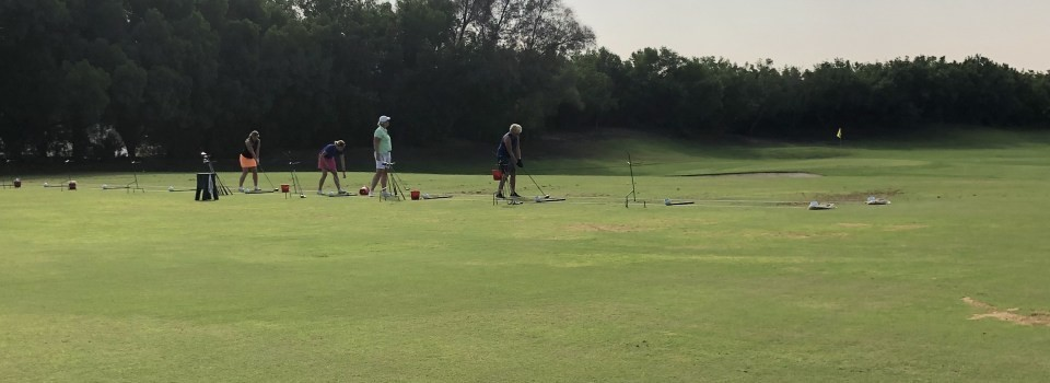 Jebel Ali Golf Resort Driving range