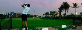 Dubai Creek driving range