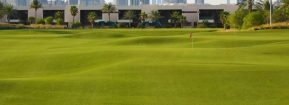 Trump International Dubai Golf Academy