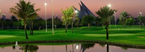 Dubai Creek Golf Par 3