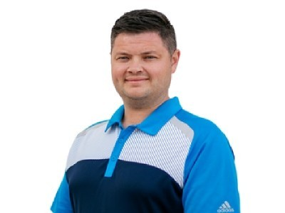 Karl Dunn PGA Professional at Yas Links Abu Dhabi
