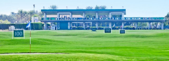 Abu Dhabi City Golf Club Driving Range