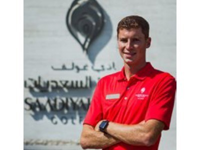 Lewis Caseley Academy Instructor at Saadiyat Beach Golf Club