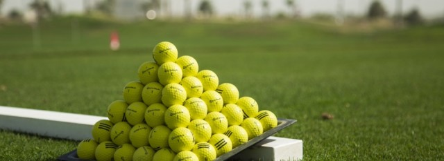 Al Ain Equestrian Golf Club Driving Range