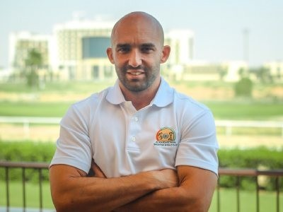 Shane Peacock Tournament Coordinator at Al Ain Equestrian, Shooting and Golf Club