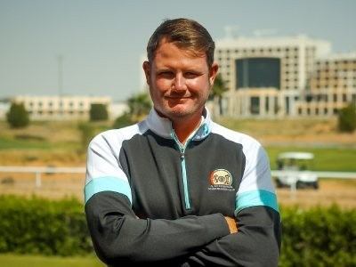 Ryno Rudolph Golf Operations Supervisor at Al Ain Equestrian, Shooting and Golf Club