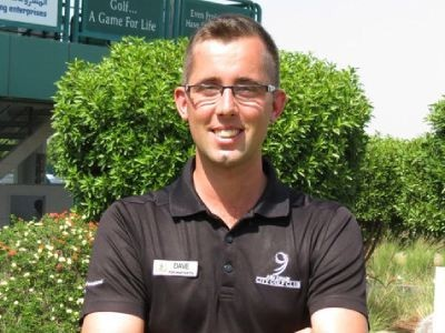 Dave Talyor Academy Head Professional at Abu Dhabi City Golf Club