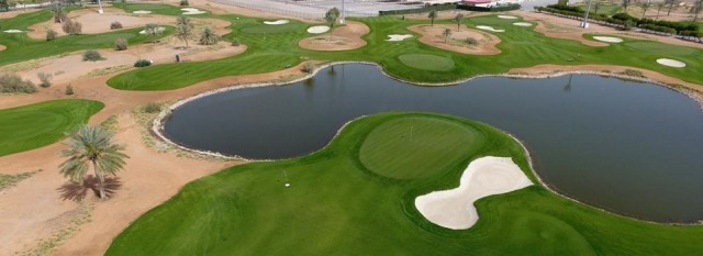 Al Ain Shooting Equestrian and Golf Club Par 3 Academy Course