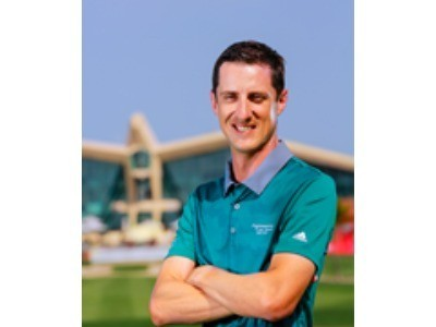 Nick Cork Senior Instructor at Abu Dhabi Golf Club