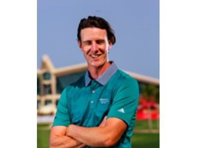 Grant Smith Instructor at Abu Dhabi Golf Club