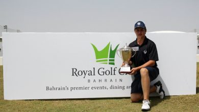 Sam Hobday, Royal Golf Club Junior Open Champion 2010