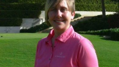 Photo of Local View on UAE Golf with UAE Golf Pro Joanne Bates