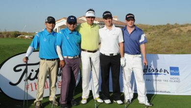 Photo of Thailand Team capture Corporate Masters Final at Yas Links
