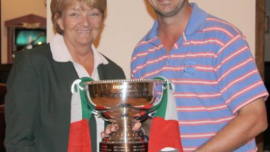 Photo of Peterson Independence Day Winner at Al Ghazal Golf Club