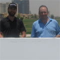 Photo of McCarthy wins 2011 Jumeirah Golf Estates Club Championship