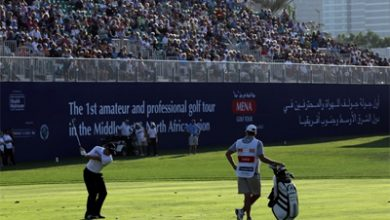 Photo of Top 3 pros and leading amateur from Mena Golf Tour will be invited to play in Omega Dubai Desert Classic