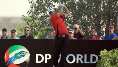 Photo of Hanson sets the early pace with course equalling record at the Dubai World Championship