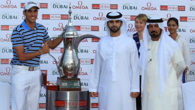 Photo of Another Classic Dubai finish as Cabrera-Bello takes the title