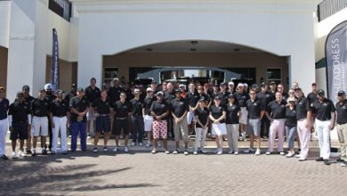 Photo of The Address Hotels and Resorts hosts 'Annual Invitational Golf Day' at the Montgomerie Dubai