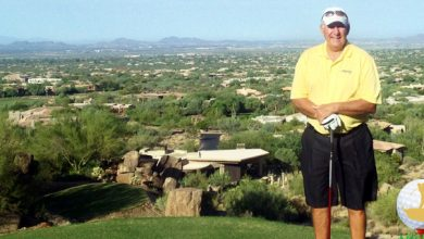 Photo of Where are they Golfing now Mike Gerbich