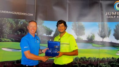 Photo of Rejman wins Rivoli Members Monthly Medal on the Earth Course at Jumeirah Golf Estates