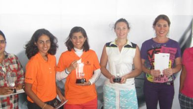 Photo of Tufail again dominates BMW AGMC sponsored JGE Ladies Amateur Open