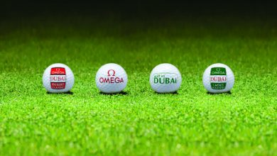 Photo of OMEGA renews title sponsorship deal with 'golf in DUBAi' through 2017