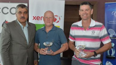 Photo of Xerox Corporate Golf Challenge concludes eighth qualifier at Els Club Dubai