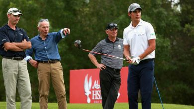 Photo of Tough test awaits players at the 10th Abu Dhabi HSBC Golf Championship