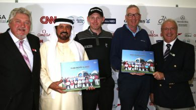 Photo of Special book celebrating 25 years of the Dubai Desert Classic launched