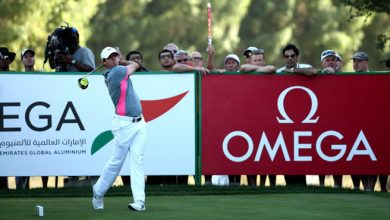 Photo of Magical Mcilroy eyes a big win at the Omega Dubai Desert Classic