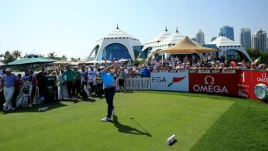 Photo of The major of the Middle East the Omega Dubai Desert Classic sets attendance record