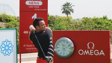 Photo of Paul Doherty leads after 1st round of Shaikh Maktoum Dubai Open at Al Badia Golf Club