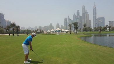 Photo of Local View with UAE Golfer Adam Drake