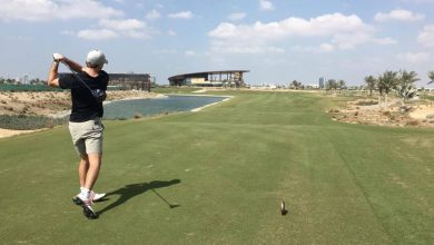 Photo of Local View with UAE Golfer Jamie Donovan