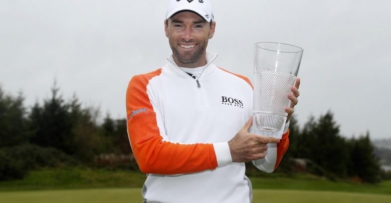 Oliver Wilson - Irish Challenge winner