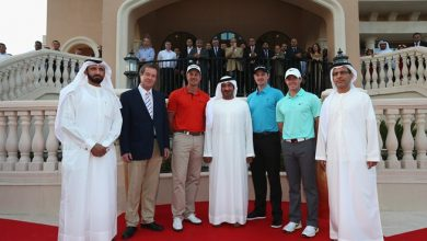 Photo of Relationships, the Race to Dubai and Jumeirah Golf Estates