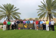 Photo of Sharjah Senior Golf Masters Amateur and Professional Qualifier