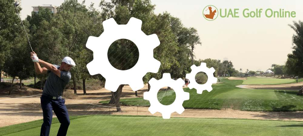 UAE Golf Widgets