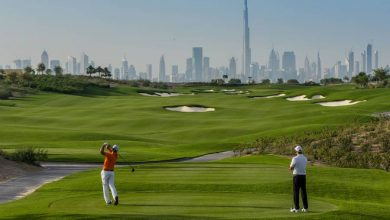 Photo of Golf in the UAE