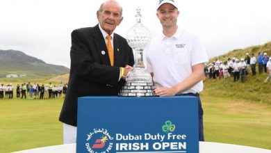 Photo of Dubai Duty Free Irish Open postponed