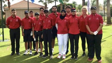 UAE National Golf Teams