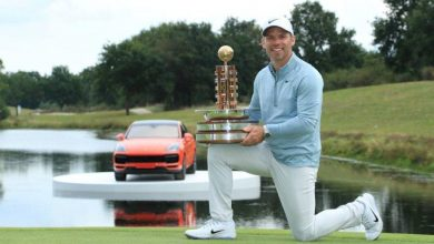 Paul Casey Porsche European Open