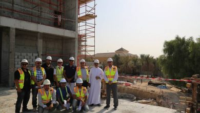 ELS Club Dubai extension