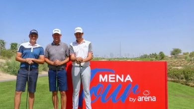 MENA Tour by Arena 2020