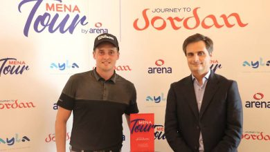 James Allan Abu Dhabi Open by Arena